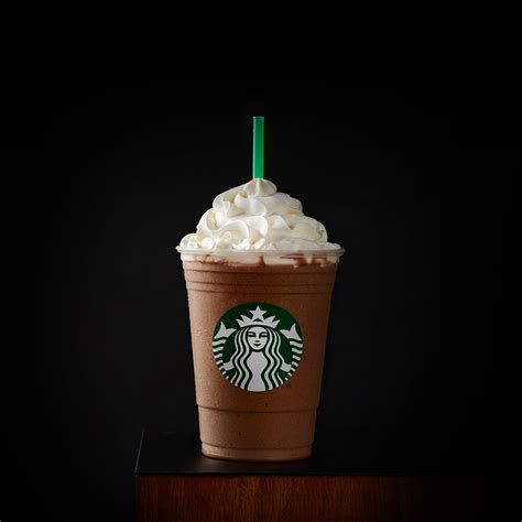 Spring Color mocha frappuccino 174 blended coffee starbucks coffee company