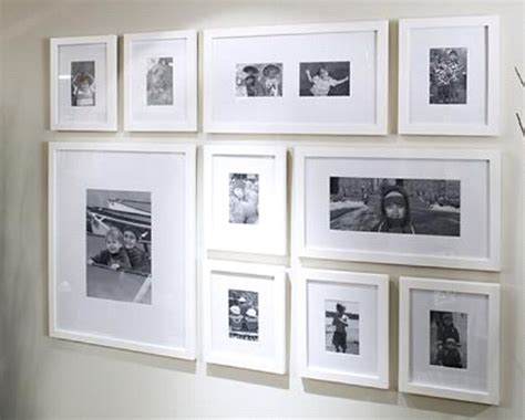 layout photo frames 1000 images about frame collage picture walls on