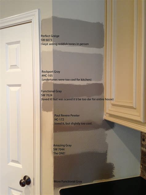 Paint Kitchen Cabinets by Muckety Mucked Painting The Townhouse Gray
