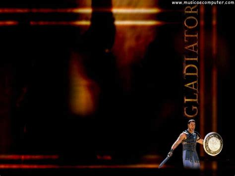 gladiator film background music desktop wallpapers movies gladiator pic 15 31 photos