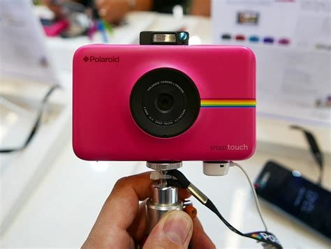 polaroid snap touch camera hands   photography blog