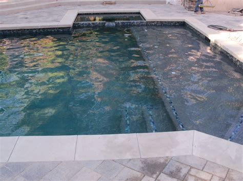 how much does a black light cost gunite pool plaster colors swimming colours photos special