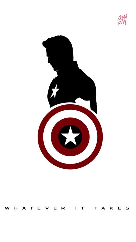 takes captain america iphone wallpaper