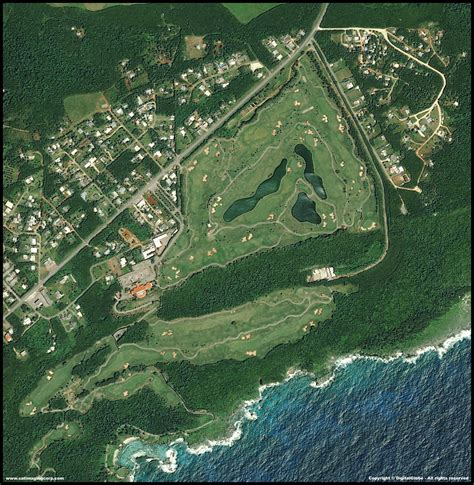 imagenes satelitales quickbird quickbird satellite image mangilao golf resort satellite