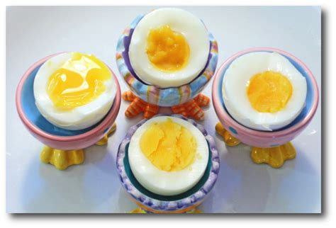 6 Ways To Make Eggs Safe To Eat by Easy And Safe Soft Or Boiled Eggs In Pictures And