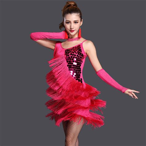Salsa Style Wedding Dresses by New Fashion Ballroom Dress Samba 3pcs Costume