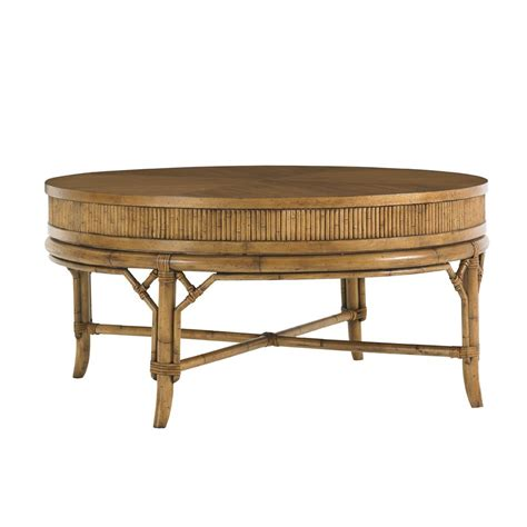 Beach House Oyster Cove Round Coffee Table Coffee Tables Home Coffee Table