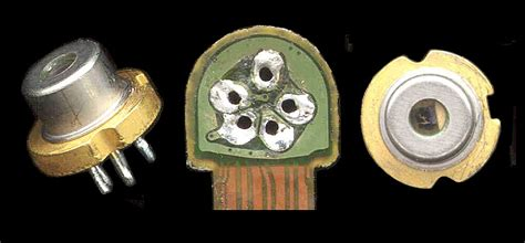 diode laser gan reader dissection by leslie wright and sam goldwasser diode page