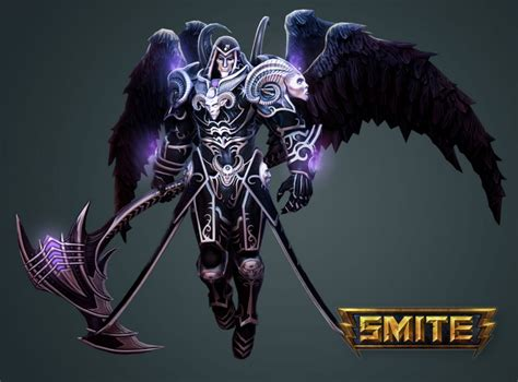 Smite Giveaways - smite giveaway thanatos the god of death