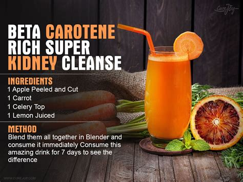 Does You Sking Get When You Are Detoxing by Kidney And Liver Cleansing Juice Recipe To Flush Out