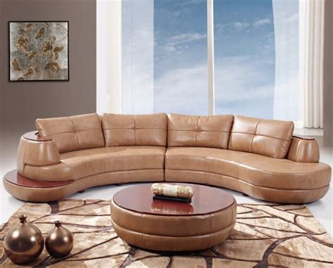 round sectionals 25 contemporary curved and round sectional sofas
