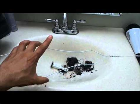 how to unclog bathroom sink stopper how to unclog a bathroom sink drain how to save money