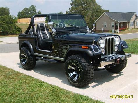 jeep modified zach20 s modified 1986 jeep cj7 laredo car photos and