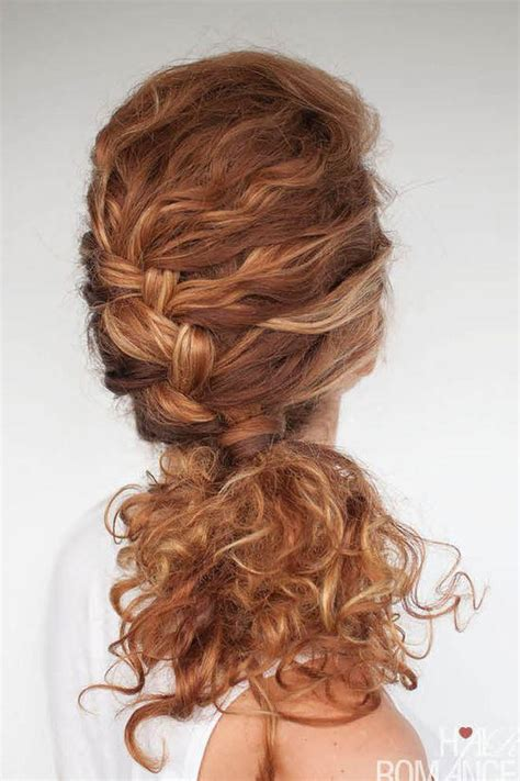 stunning curly holiday hairstyles southern living 25 easy and cute hairstyles for curly hair southern living