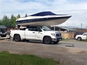 Best Truck Tires For Towing A Boat Truck Crashes Into Trailer Sending Boat Onto Roof Of