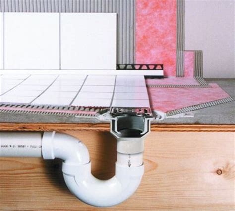 waterproof tile shower construction herndon homes