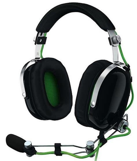 Headset Razer Blackshark check out razer s blackshark minus battlefield 3 logo ign