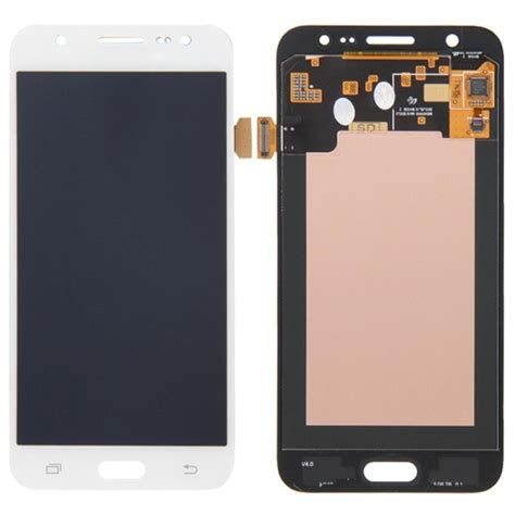 Lcd Touchscreen Samsung J5 lcd display touch screen digitizer assembly replacement for samsung galaxy j5 j500 white