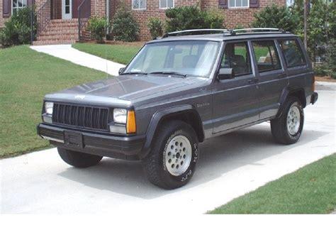 Jeep Xj History Jeep Sport 92 г