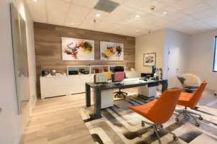 before after cantoni founder ceo michael wilkov s modern office makeover modern home