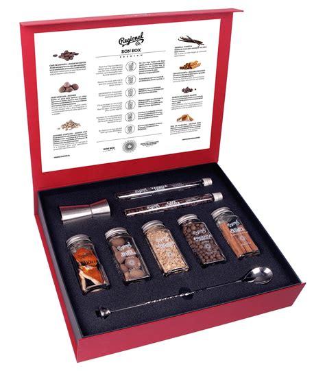 Boxy Premium rum box premium da regional co 170 gr