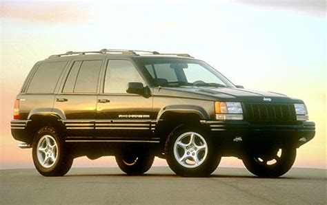 all car manuals free 1998 jeep cherokee navigation system used 1995 jeep grand cherokee for sale pricing features edmunds