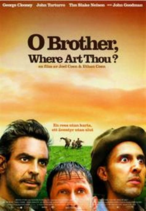 O Brother Where Art Thou? Movie Posters From Movie Poster Shop O Brother, Where Art Thou Movie Poster