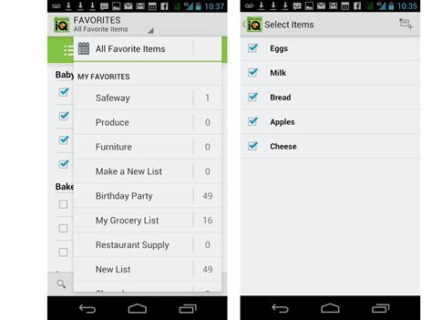 list of app stores for android 10 best android grocery list apps of 2017 for free