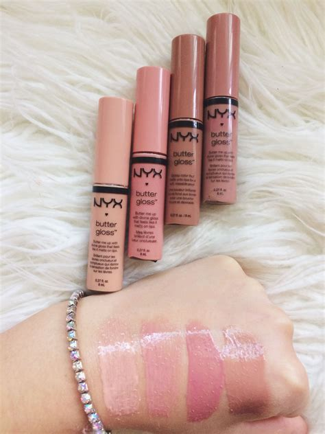 Nyx Butter Gloss Tiramisu By by ѕιмonєтιpѕ Nyx Butter Glosses Left To