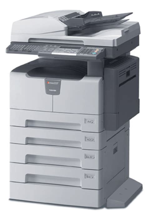 Office Copier by Toshiba 237 Black And White Office Photocopier Printer For