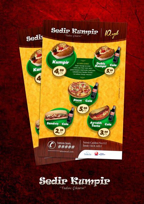 cara membuat poster iklan makanan contoh flyer makanan angrangga