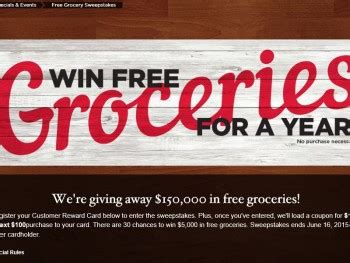 The Great Grocery Giveaway - the winn dixie the great grocery giveaway sweepstakes fanatics