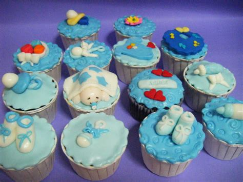 Boy Baby Shower Cup Cakes by Baby Shower Cupcakes Boy Www Imgkid The Image Kid