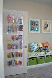 Clear Desk Chair Playroom And Toy Organization Tips The Idea Room