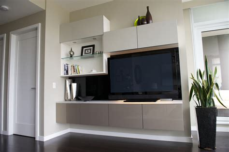 California Closets Vancouver by Entertainment Centers Living Room
