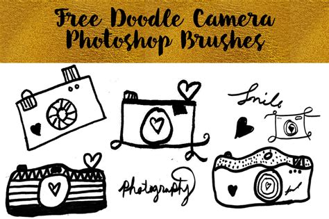 free doodle brush photoshop dlolleys help free doodle photoshop brushes
