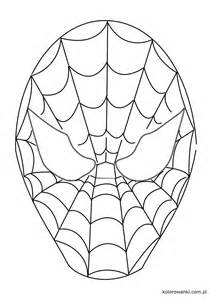 kolorowanki spiderman pictures pin