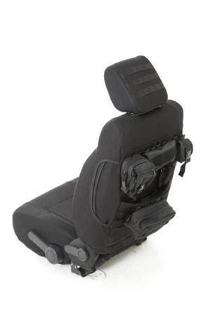 smittybilt gear seat covers tj gear seat covers 03 06 wrangler tj lj custom fit black