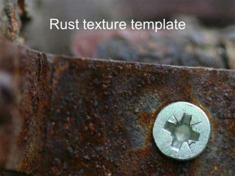 rust texture template