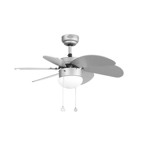 ventilateur lustre lustre ventilateur de plafond faro palao 33186