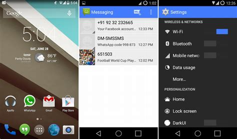 android apps themes engine android l themes for cm11 theme engine