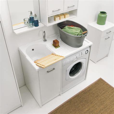 mobile bagno con portalavatrice lavapanni con portalavatrice 106x60 domestica