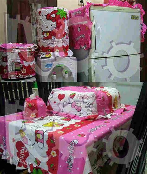 Homeset 4 Kursi Hello Kity suci gallery suci handayani gudang grosir supplier