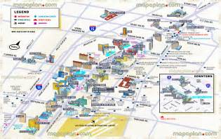 Las Vegas Hotels Map by New York New York Map Las Vegas