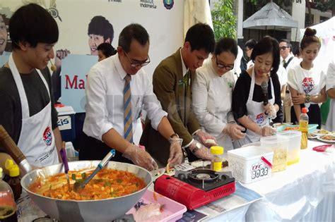 Ginseng Di Korea korea selatan gencarkan promosi kuliner negeri ginseng