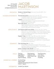 Industrial Design Resume Exles by Jacob Martinson Industrial Designer Resume