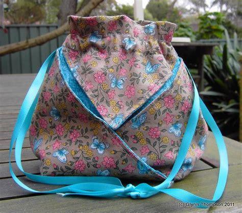 Origami Bag Pattern - fabric origami bukuro bag patchworkmaniac s