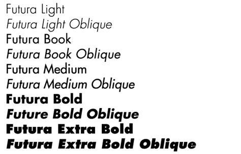 futura it tuesday typefaces futura my site