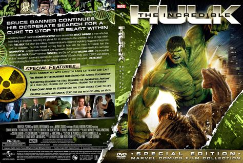 film marvel in dvd marvel films the incredible hulk