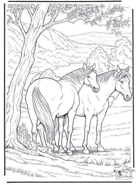coloring pages of beautiful horses free coloring pages for adults animals coloring pages
